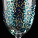 Błękitne Marzenie-komplet 2  kieliszków