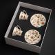 Pomysł na unikalny prezent  ręcznie malowane filiżanki Kaszubskie Złoto