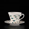 1 filiżanka Espresso Błękitne wspomnienie
