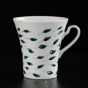 Hand-painted and decorated mugs